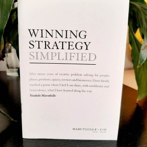 Winning strategy simplified-Sizakele-Marutlulle
