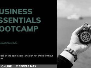 Ofh Business Essentials Bootcamp