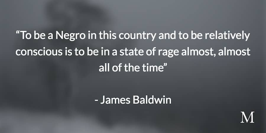 To Be A Negro